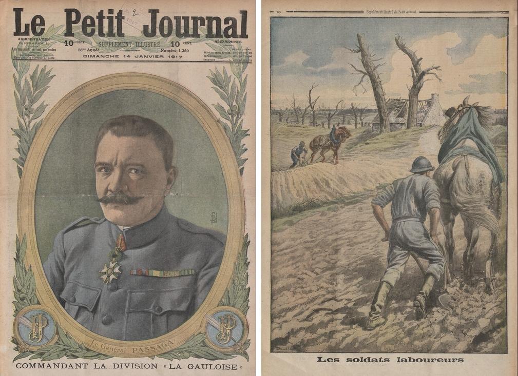 14 janvier 1917 supp