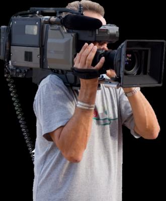 Cameraman psd 433943