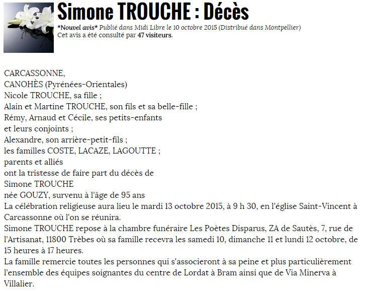 Simone Trouche