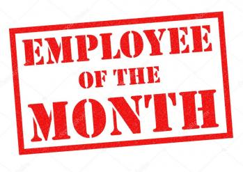 Depositphotos 111112638 stock photo employee of the month rubber