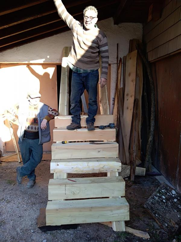 Futur escalier test