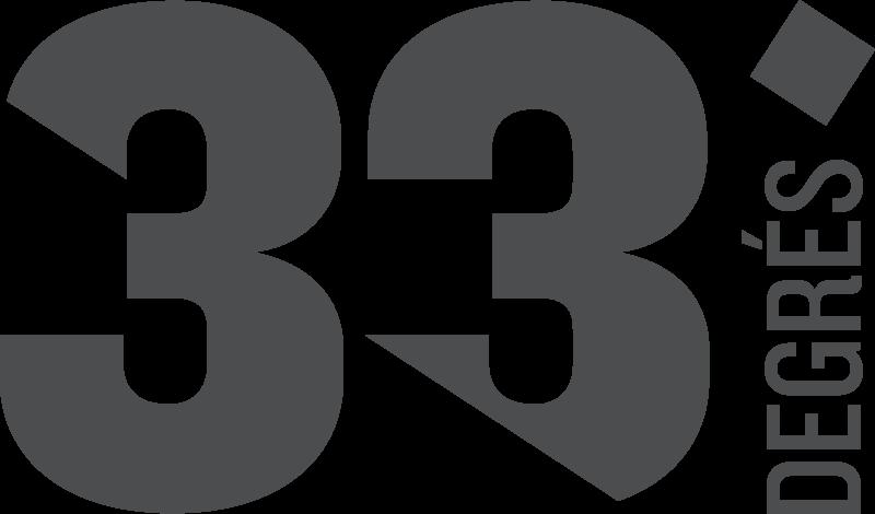 Logo 33degres mobile