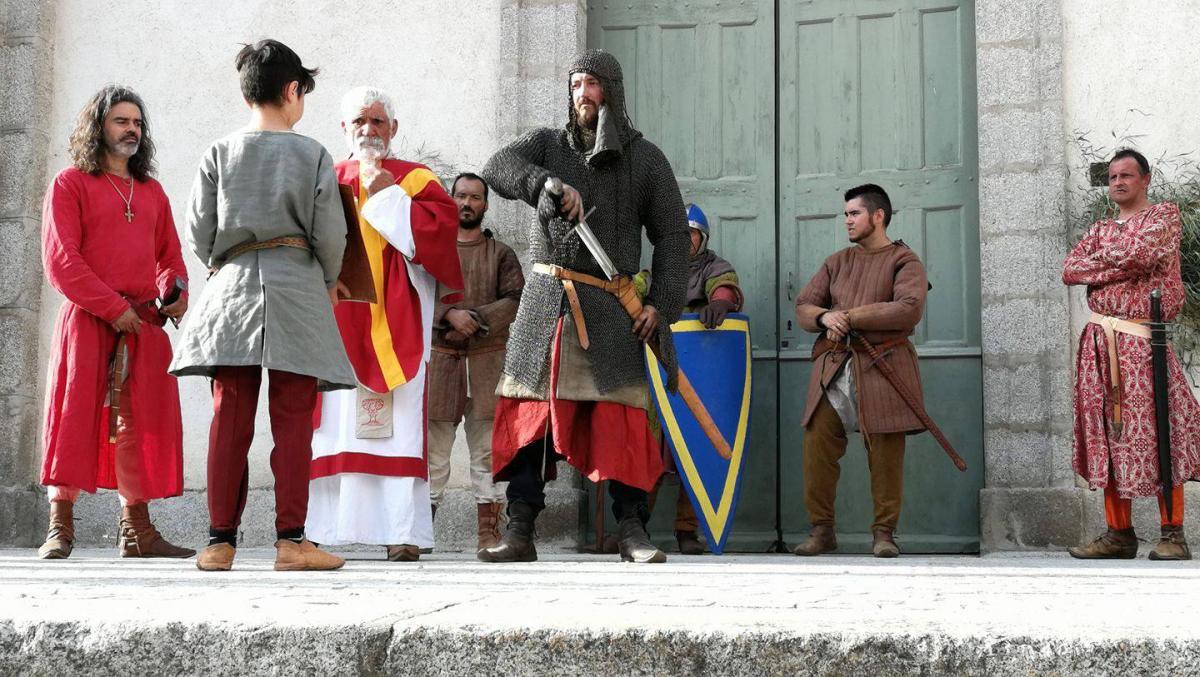 Parcours du chevalier
