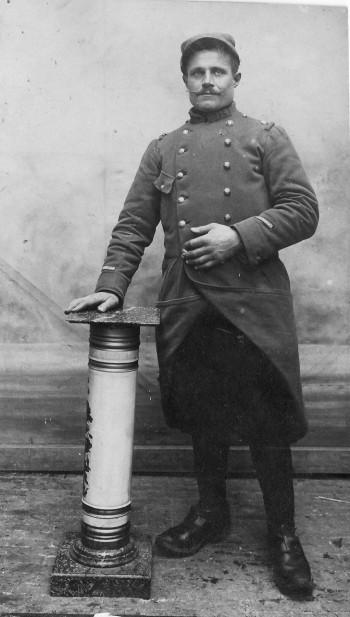 Sergent bazin